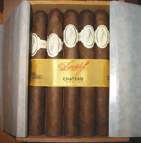 Havana Davidoff box