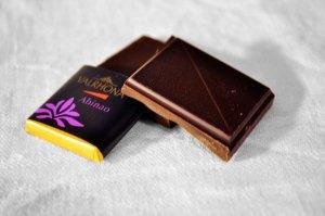 Sockerbrynt-Choklad-Mörk choklad