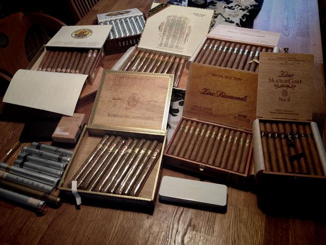 Zimmers cigarrer